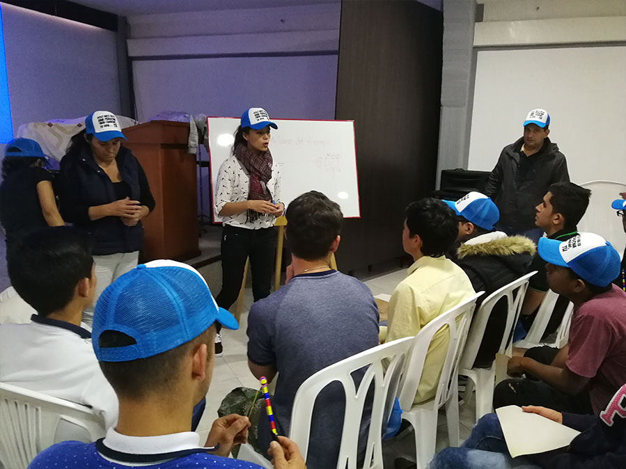Centro de rehabilitación Fundación Antioquia