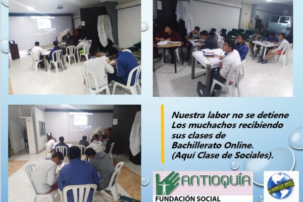 CLASES COLOMBIAN DREAM